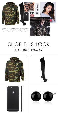 """""""Tessa Brooks x Jake Paul Merch"""" by bittersweetgrande ❤ liked on Polyvore featuring Paul Green, Casadei and Lime Crime"""