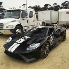"""3,029 Likes, 11 Comments - Stang Squad (@stang_squad) on Instagram: """"Would you race this Ford GT? Via: @ford.gt TAG A FRIEND! #stang_squad Decals available!…"""""""