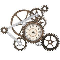 Unusual Wall Clocks   Home Decorator Shop