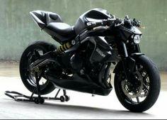 Kawasaki ER6N-R