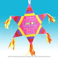 tissue paper fiestas and fiesta invitations on pinterest