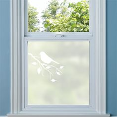 NTA 4|Nature Designs|Bespoke Window Film|Purlfrost - The name for window film and wall coverings.