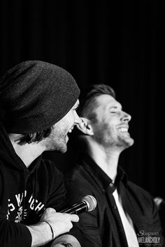Jared Padalecki and Jensen Ackles, Salute to Supernatural Denver 2015Photography by Stardust and Melancholy