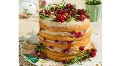 Bezlepková orechová torta sgaštanovým krémom a brusnicami. Toto musíte vyskúšať! - Akčné mamy Cheesecake, Desserts, Food, Basket, Tailgate Desserts, Deserts, Cheesecakes, Essen, Postres