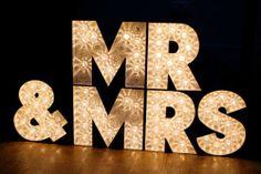 lighted wedding signs, wedding signs, custom wedding signs, weddinlg reception ideas, wedding decor ideas, wedding decor, wedding reception