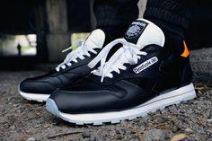 "Reebok x Caliroots x All Out Dubstep: Classic Leather ""AODXCR"" - EU Kicks: Sneaker Magazine"