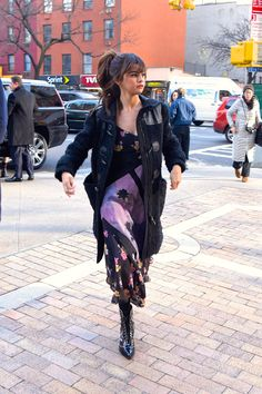 Selena Gomez Feb 13 2018 #dancingangel #bae