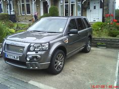 Freelander 2 fully loaded Freelander 2, Land Rover Freelander, Range Rovers, 4x4, Classic Cars, Board, Style, Cars, Swag
