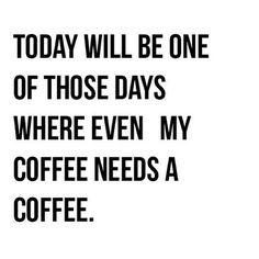 May your coffee be strong and your Monday short! Image from our friends at @coffeenotcoffee x
