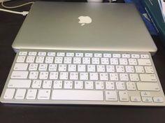 รีวิวแป้นพิมพ์ไร้สาย Wireless Bluetooth Keyboard สำหรับ Mac – Com250