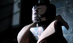 Dark Knight Rises Lego Trailer