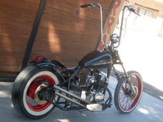 Bobber Old School