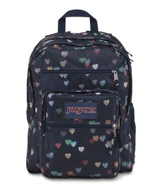 Jansport Big Student Backpack - Multi Crush Available at  www.canadaluggagedepot.ca Puppy Backpack 709a364ab3