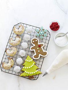 martha stewart's christmas cookies