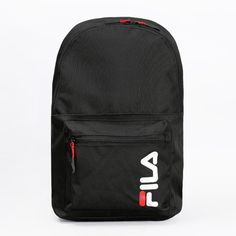 FILA Ryggsekk - Backpack S'Cool Black