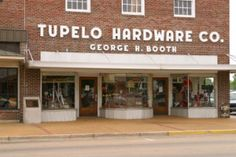 Where Elvis got his first guitar and the world of music changed.