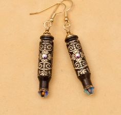 Bullet shell casing jewelry - most interesting collection I've seen!