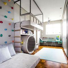 Modern playroom by @triplex_arquitetura #playroom #kidsroom #kidsdecor #kidscornerdecor