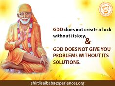 This is real life experience of Sai Devotee Santosh where he is picked by Shirdi Sai Baba to serve and spread His Message among many devotees present in parayan hall of Shirdi Nana Quotes, Sai Baba Quotes, Wisdom Quotes, Love Quotes, Sai Baba Pictures, God Pictures, Sai Baba Miracles, Shirdi Sai Baba Wallpapers, Tamil Motivational Quotes