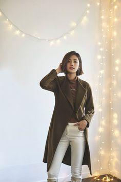 After School Nana - 'SI' 2017 Winter Collection Korean Girl, Asian Girl, Im Jin Ah Nana, Nana Afterschool, Cool Poses, Orange Caramel, Korean Celebrities, Korean Actresses, Tumblr Girls