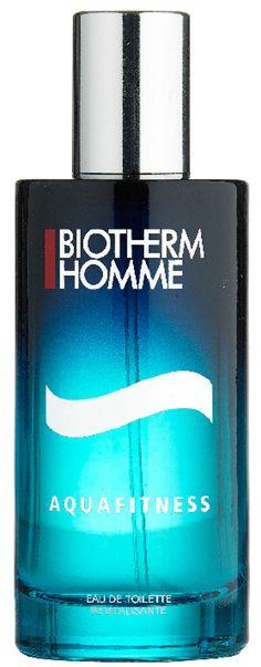 Biotherm Homme.  Homme Aquafitness EdT 48 ml. Raikastava ja virkistävä tuoksu miehelle. 39,90 € - sokos.fi Biotherm Homme, Eau De Toilette