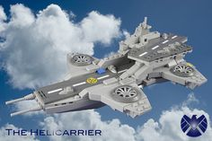 Helicarriers Assemble!