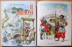 MARCO POLO - IL MILIONE - Ed. Fabbri 1968* - ill. GIANNI - Coll. Libri Magnifici | Libri e riviste, Libri antichi e da collezione | eBay!