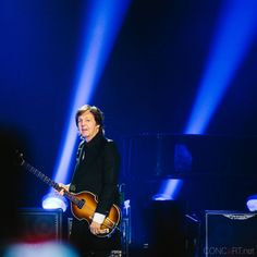 Paul McCartney of The Beatles live @ Bankers Life Fieldhouse in Indianapolis — July 2013