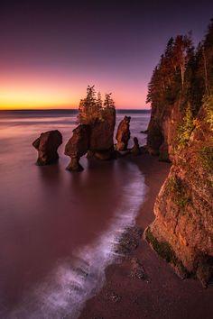 East Coast Canada, Canada North, East Coast Travel, East Coast Road Trip, Hopewell Rocks, Canada Pictures, New Brunswick Canada, Rivage, Atlantic Canada