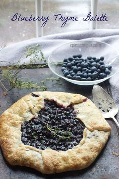 about Blueberries on Pinterest | Blueberry pies, Peach blueberry ...