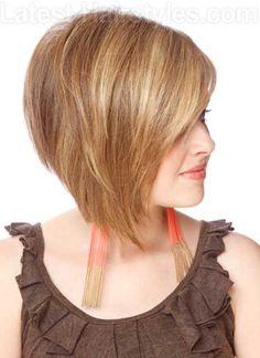 Bayanlar için Saç Modelleri-15