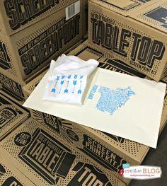 DIY Screen Printing Kits for Home | TodaysCreativeBlog.net