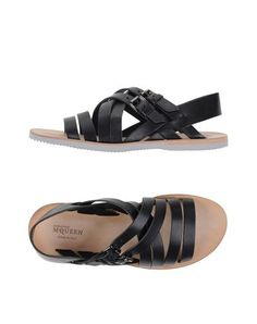 ALEXANDER MCQUEEN Sandals. #alexandermcqueen #shoes #sandals