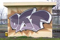 graffiti oaf