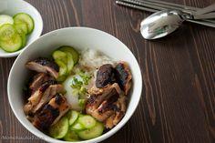 Chicken & Egg | Cooking Momofuku at home - Momofuku for two