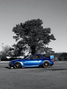 bmw z3 blue bmw z3 1996 side aa