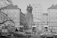 Pomnik Braterstwa Broni, 1993, fot. Sławomir Kamiński / Agencja Gazeta