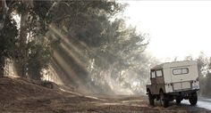 Tropical Series 1 Land Rover