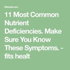 11 Most Common Nutrient Deficiencies. Make Sure You Know These Symptoms. - Page 2 of 2 - fits healt How Much Magnesium, Low Magnesium, Magnesium Supplements, Cholesterol Levels, Whole Food Diet, Whole Food Recipes, Memory Problems, Beef Liver