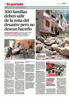 LaRepublica Lima - 27-03-2015   Pág. 3   LaRepublica.pe