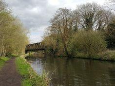Canal walks #compton #wolverhampton