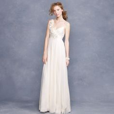 J. Crew The Dune Gown