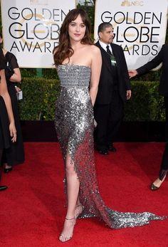 Arrivals at the Golden Globe Awards