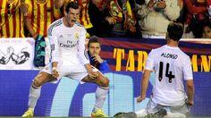 Real Madrid 2-1 Barcelona | Final Copa 2014 | Partido Completo Full Matc...