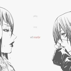 :( poor Ciel. He has no family but his aunt. And then she has to die.
