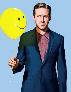 The name is Gosling. Ryan Gosling.
