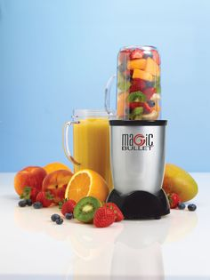 LOVE my new toy~ Magic Bullet