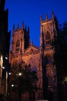 York Minster - visited
