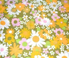 1970s textile-my sheets