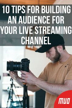 Building a live streaming audience can be tricky. Here are some live streaming tips to maximize your chance of success. Make Money Games, Get Youtube Views, Twitch Channel, Game Streaming, Rise Above, Marketing Tools, Social Media Tips, Live, Diy Desktop